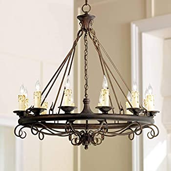 Savoy House 1 1120 8 Bk Welch 8 Light Outdoor Chandelier
