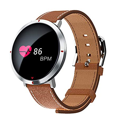 YUHANH Reloj Inteligente para Mujer Fitness Reloj Multifunción para Mujer Inteligente Reloj G-Sensor Impermeable para Mujer: Amazon.es: Electrónica