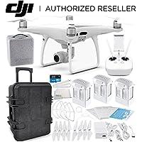 DJI Phantom 4 Pro Quadcopter Travel Case Ultimate Bundle