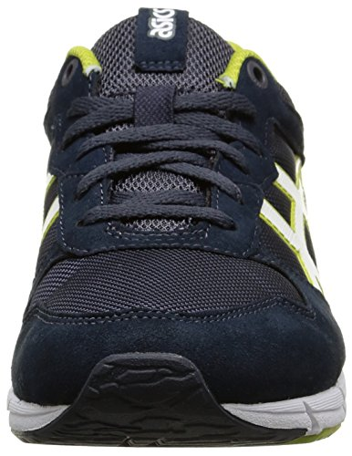 Asics Shaw Runner, Unisex Adults' Low-Top Sneakers Blue (Indian Ink/White 5001)
