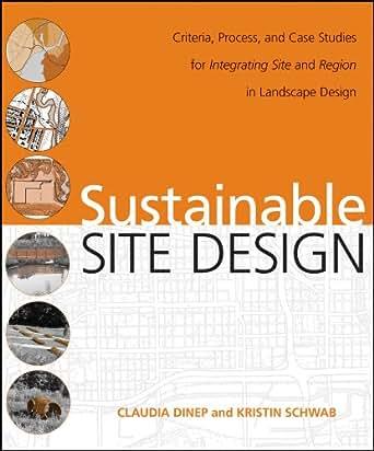 Sustainable Site Design Criteria Process and Case