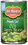 tri peak soli - Del Monte Blue Lake Cut Green Beans (14.5 Ounce Cans, 12 pk.)