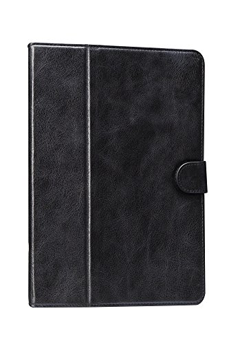 Sena Heritage Tab Folio , Ultra Premium Folio Case that holds cards and note paper for the iPad Pro 9.7'' - Black by Sena Cases