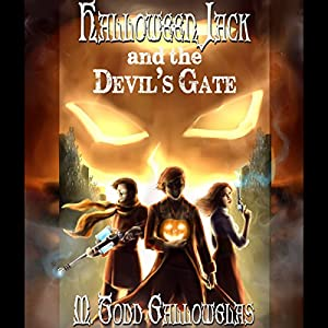 Halloween Jack and the Devil's Gate Audiobook