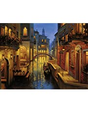 Ravensburger Waters of Venice Jigsaw Puzzle (1500-Piece),16308