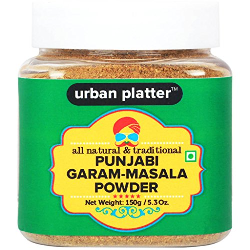 Urban Platter Punjabi Garam Masala Powder, 150 g [Lightly Dry-roasted, All Natural] -