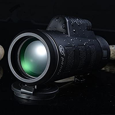 KHSKX 35 x 50 HD basse lumière niveau nuit vision télescopes à fort grossissement monoculaires de poche