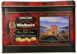 (US) Kirkland Signature Walkers Premium Shortbread Selection Gift Tin, 4.6 Pound