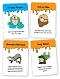 Headburst Go Fish Yourself Party Game Expansion
