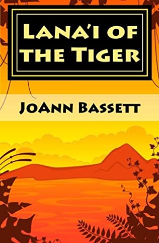 book cover of Lana\'i of the Tiger