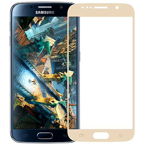 NILLKIN Amazing CP+ Anti-Explosion Glass Screen Protector Complete Covering for Samsung Galaxy S6(G920F),Gold