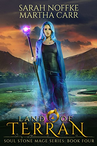 (Land Of Terran: The Revelations of Oriceran (Soul Stone Mage Book 4) )