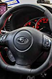GOGOCARBON D-Shaped Carbon Steering Wheel for