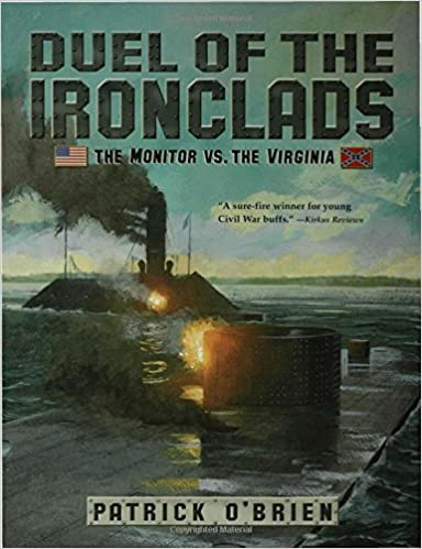 Book Duel of the Ironclads: The Monitor Vs. the Virginia