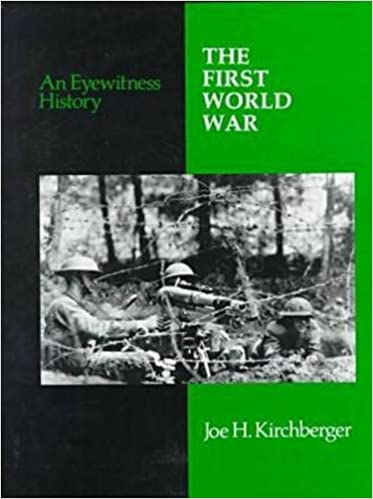 The First World War (Eyewitness to History)