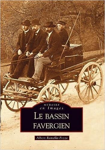 Livre Le Bassin Favergien pdf epub