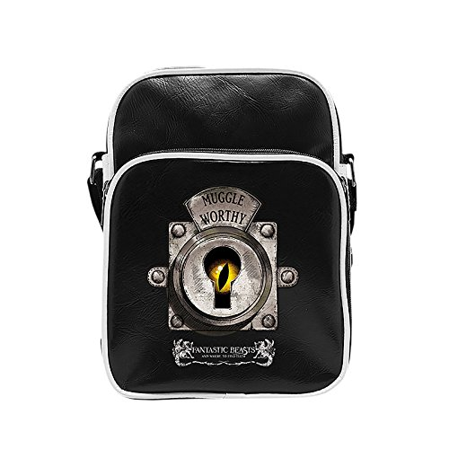 Adulti Per Tracolla Muggle Abystyle Beasts Abybag188 Borsa Fantastic A S q6SO6w