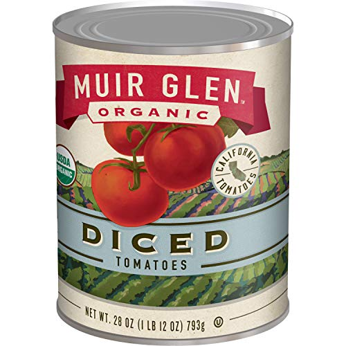 🥇 Muir Glen Canned Tomatoes