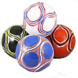 Assortment of Wholesale Size 5 Soccer Balls 4 Per Case - Wholesale Children's Toys - Case of 36