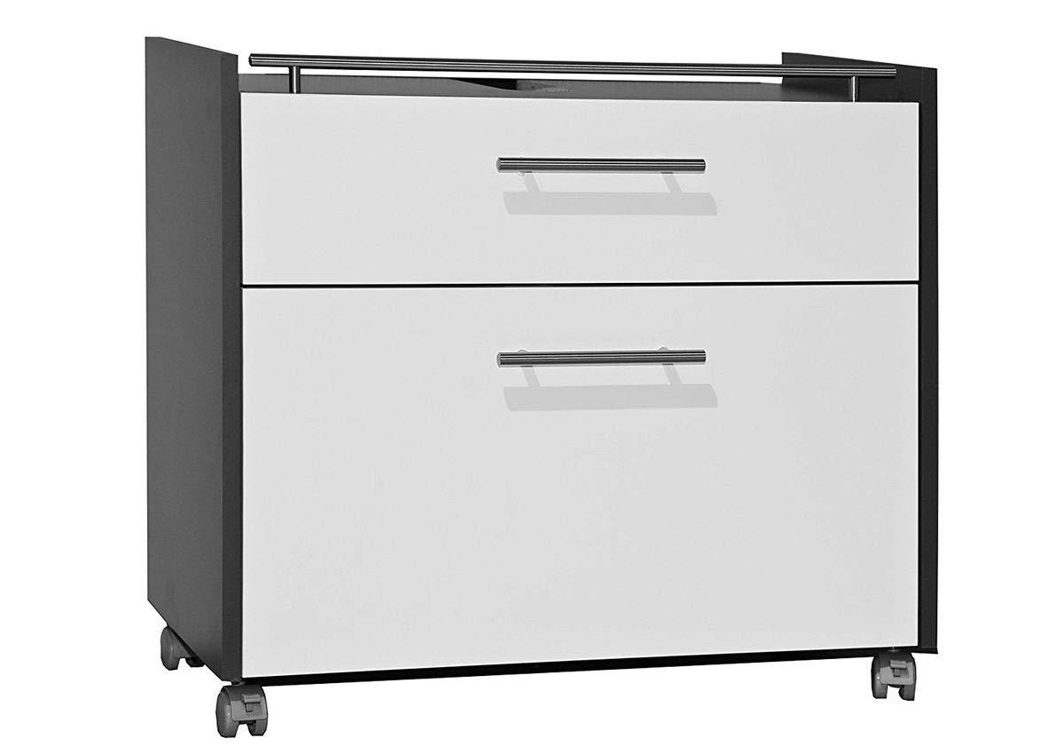 Amazon.de: Galdem Waschbeckenunterschrank Elegance mit 2 Schubladen ...