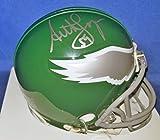 #9: Autographed Seth Joyner Philadelphia Eagles mini helmet with COA