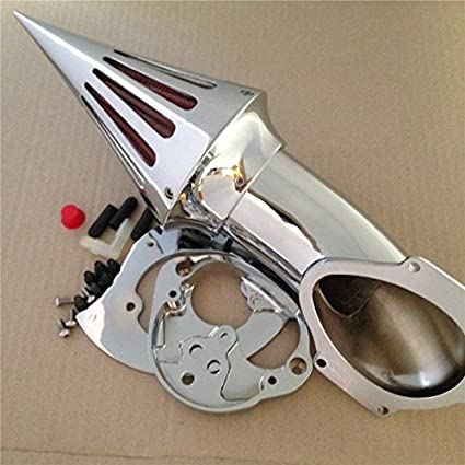 Chrome Air Cleaner Kits Intake For Kawasaki Vulcan 1500 1600 Classic  2000-2012