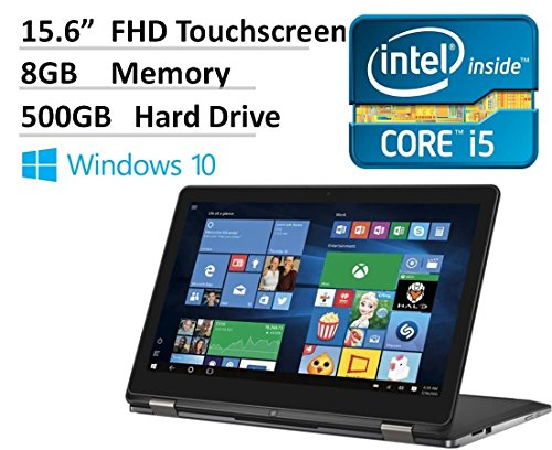 Dell Inspiron Convertible 15 6 Inch Touchscreen