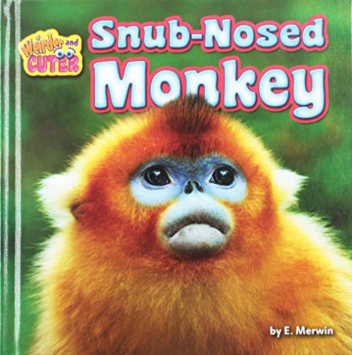 Snub-Nosed Monkey (Weirder and Cuter)