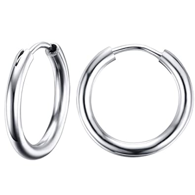 Amazoncom Surgical Grade Stainless Steel Hypoallergenic Classical