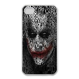 iphone4 4s Phone Case White Batman Joker CML5596588