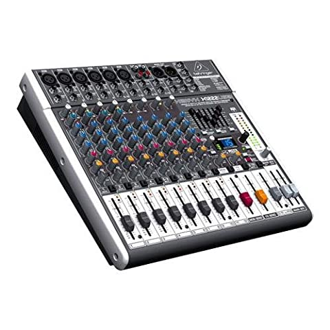 BEHRINGER XENYX X1222USB (Sound Boards)