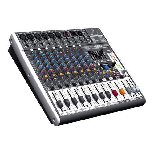 Audio Equipment (BEHRINGER XENYX X1222USB)