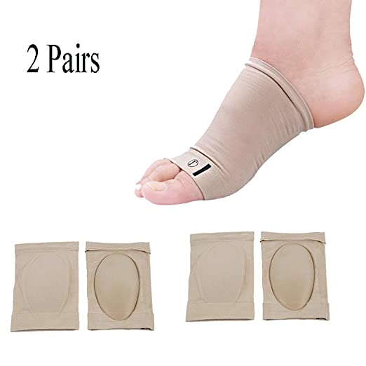 QHYAH Professionl Plantillas ortopédicas Cojín para Zapatos ...