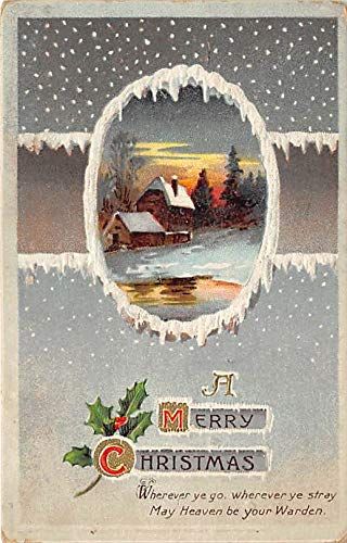 Holiday Postcards 1911