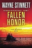 Fallen Honor: A Jesse McDermitt Novel: 7