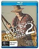 Wolf Creek 2 | R18+ Version | NON-USA Format | Region B Import - Australia