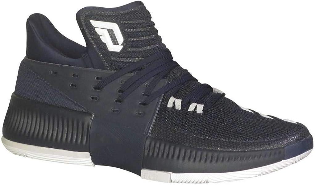quality design 1d714 25af1 adidas Mens Dame 3 Basketball Shoe  Amazon