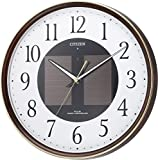 CITIZEN ( Citizen ) wall clock Eco Life M807 radio clock solar power Eco Mark 4MY807-023