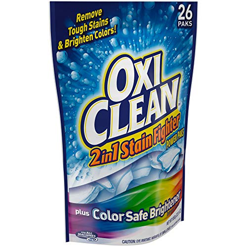 Oxiclean 2in1 Stain Remover With Color Safe Brightener
