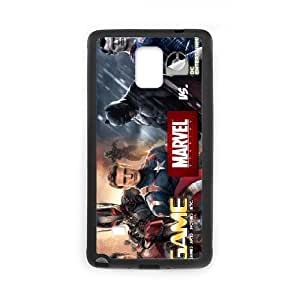 Samsung Galaxy Note 4 Protective Phone marvel vs dc film ONE1232382
