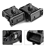 Pair of Dash Air Outlet A/C Vent,Dashboard Air