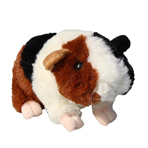 - Elfishgo Stuffed Animal Guinea Pig Plush Toy, 6.3 inches, 16cm