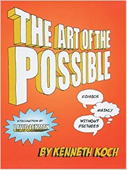 Book The Art of the Possible!: Comics Mainly Without Pictures