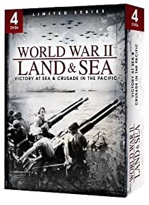 World War II Land & Sea: Victory at Sea & Crusade in the Pacific