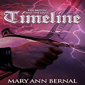 The Briton and the Dane: Timeline Audiobook