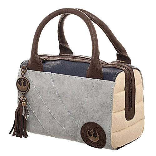 Star and Wars Satchel PU Leather Rey Canvas Dotty rrSw6Bqn