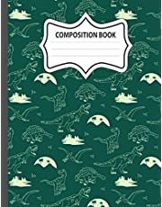 "Composition Notebook: College Ruled One Subject Daily Journal Notebook | Notebooks for Girls Teens Women School Home Writing Notes Journal | 8.5""x11"", 110 Pages"