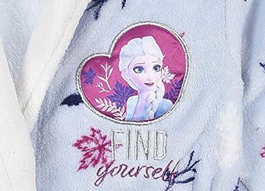 Disney Frozen 2 Dressing Gown Anna and Elsa