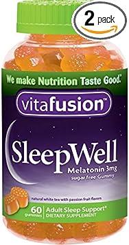 Amazon.com: Vitafusion Sleep Well Vitaminas en formato de ...