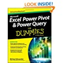 Excel Power Pivot and Power Query For Dummies (For Dummies (Computers))